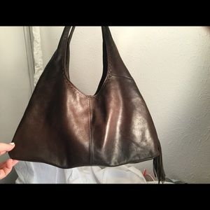 Sigrid Olsen Leather Hobo